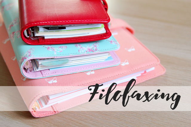 Filofaxing - Der Anfang