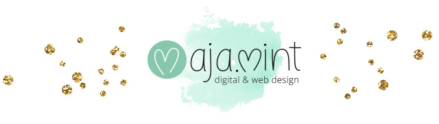 maja.mint - digital & web design - Shopbanner