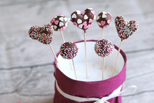lichtkonfetti rezept cake pops vegan. Black Bedroom Furniture Sets. Home Design Ideas